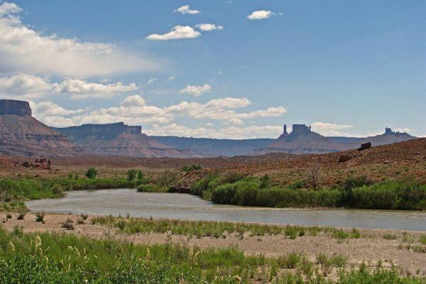 Roads rund um Moab