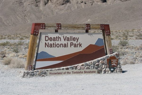 Galerie Death Valley - USA 2016