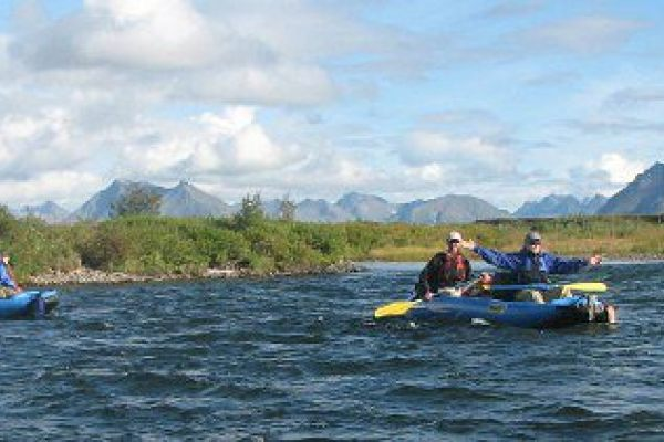 Wilderness Alaska's Whitewater Adventure on the Kieralik