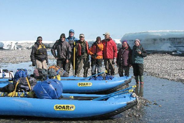 Wilderness Alaska's Low Water Kongakut Adventure