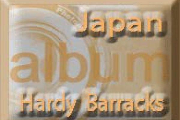 Hardy Barracks Japan Album