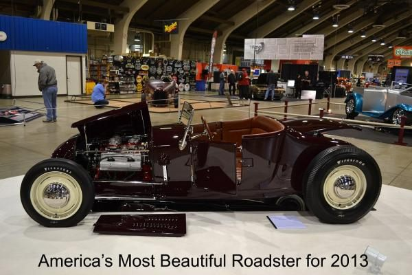 2013 Grand National Roadster Show