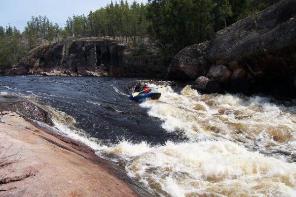 Bloodvein River Rendez-vous