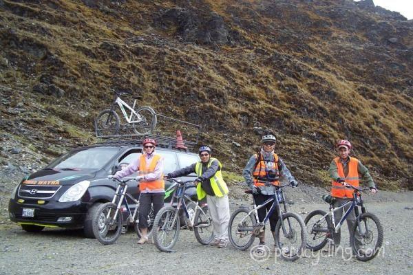 Inka Jungle to Machu Picchu Biking and Hiking