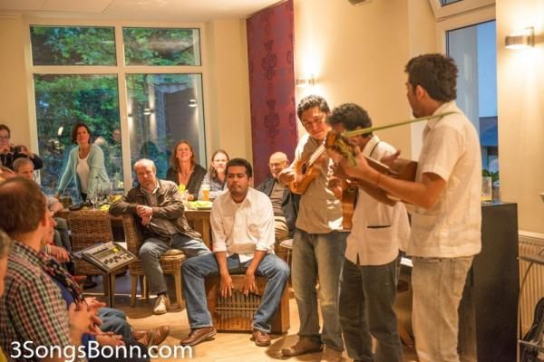 Folk Club Bonn May