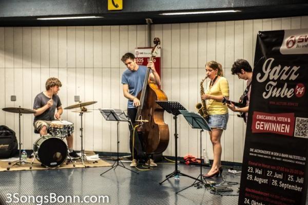 JazzTube Bonn - July 2014