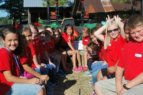 Third Grade Visits Peinhardt Farm