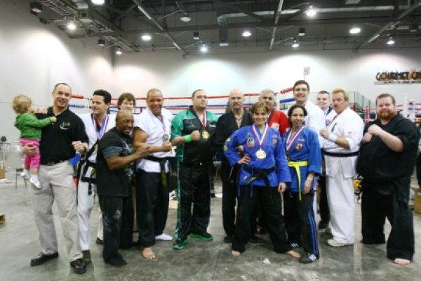 2011 USBA US Breaking Championships at The Arnold Martial Arts Festival