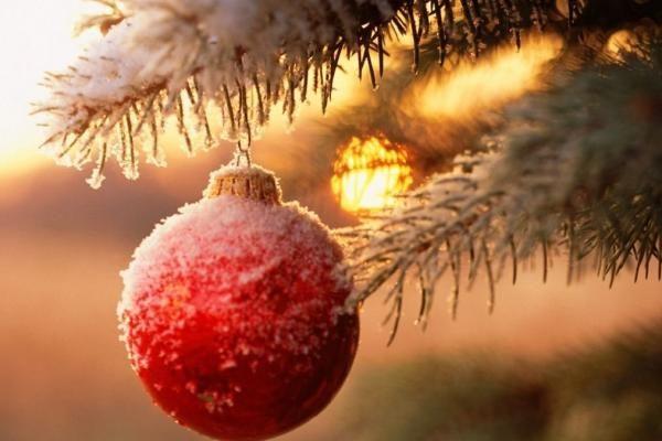 Christmas is Here HD