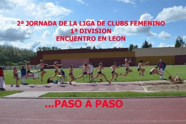 Fotos Liga Clubs 1Division Leon