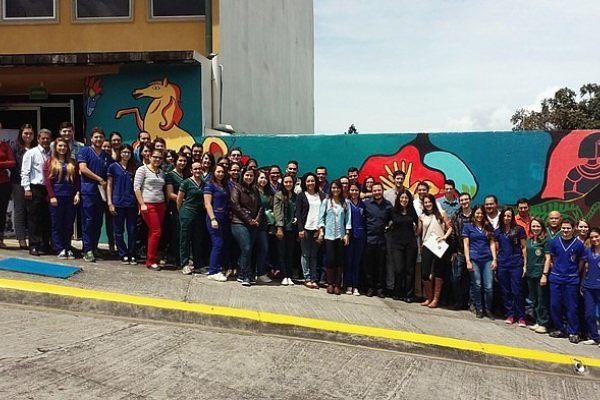 Escuela Veterinaria San Francisco de Así