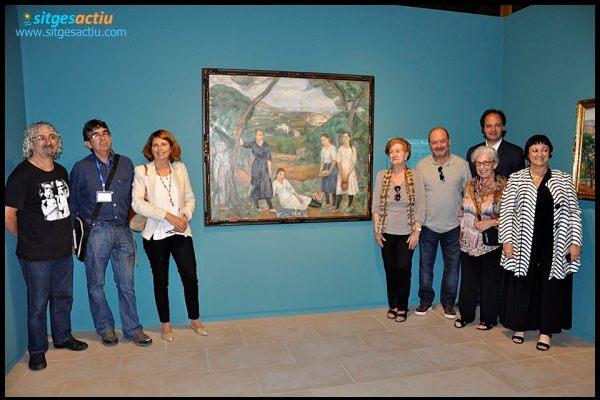 Joaquim Sunyer Museu Maricel