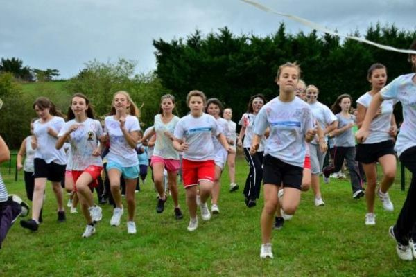 Cross Filles 6ème et 5ème 2012