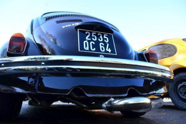 Exposition de véhicules de collection pour le téléthon 2012
