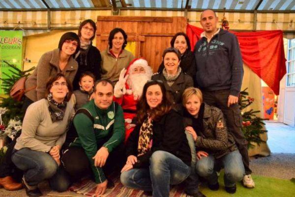 Le marché de Noël 2012 à Sauveterre