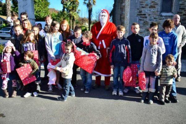 Noël à Laàs 2012