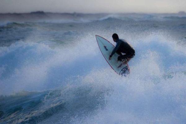 Juste pour le plaisir, quelques photos de surfeurs à Capbreton