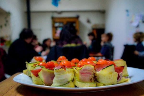 Atelier culinaire organisé par Renelle Jomin le 19 jan 13