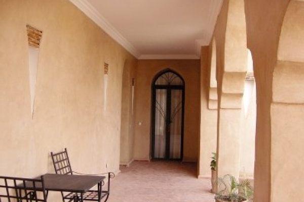 Les chambres du Riad Le Jardin des Epices