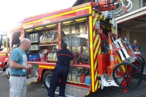 Les Pompiers 2013