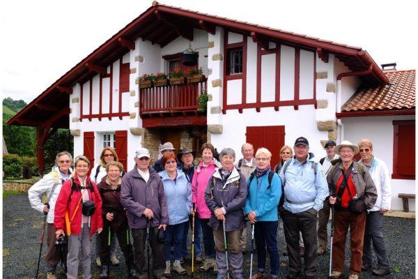 Pays Basque 2015 de Sare à St Jean de Luz