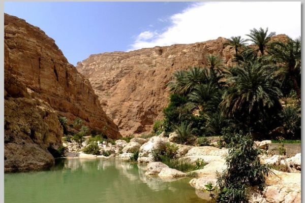 Wadi Badi Sham
