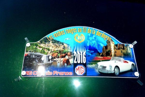 Les voitures MG DU24-06-2016