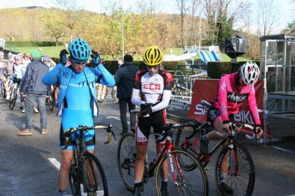 1er Cyclo-cross d'Argentat