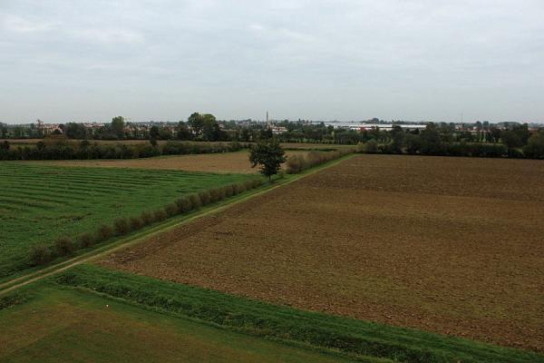 Foto aeree del nostro campo