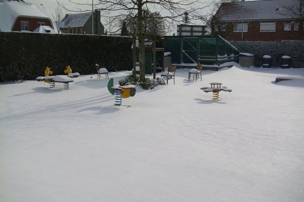 K3B sneeuw