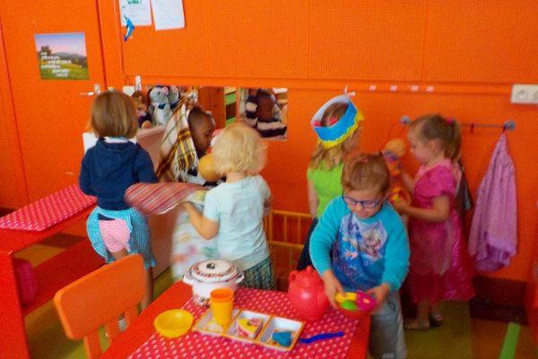 K2a Sfeerbeelden eerste schoolweek