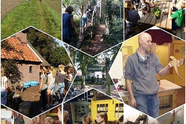 Jeugd - Film bezoek en Zoo Bizar