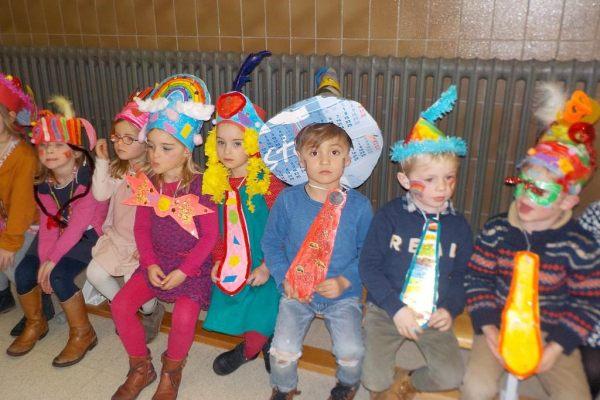 Carnaval: we bouwen een feestje!