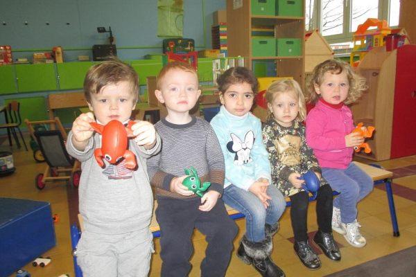 P2 Sfeerbeelden eerste schooldagen