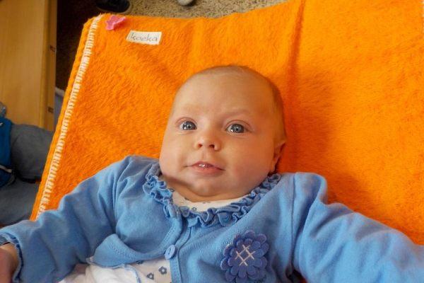 14-15 K1 De baby