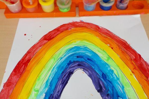 K2a Thema kleuren