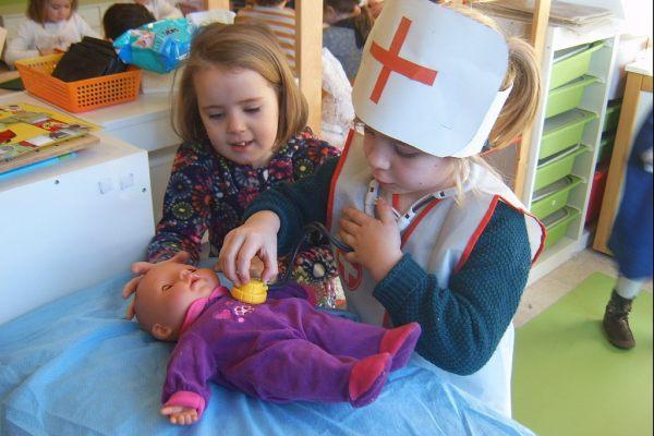 K2b Het poppenziekenhuis