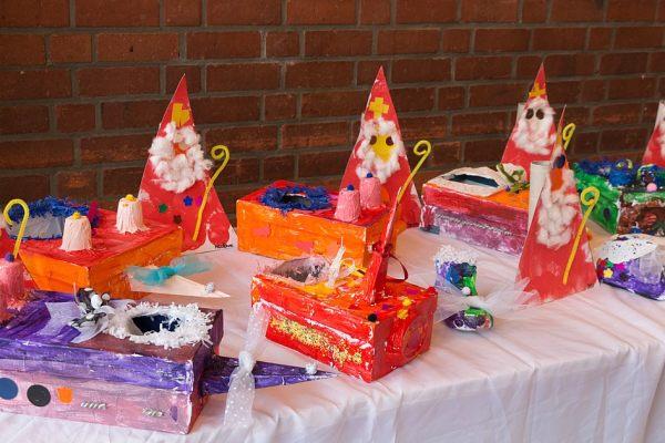 14-15 Barnum Sinterklaas
