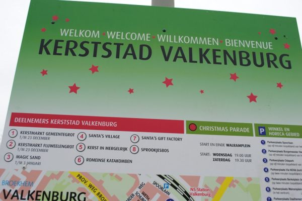 Kerstmarkt Valkenburg 2015