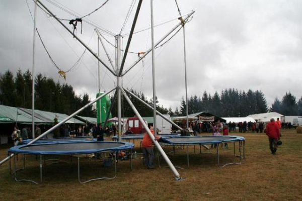 Neuville la fête du cochon 2009
