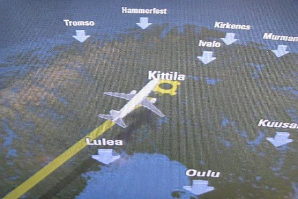 Fins Lapland 2010