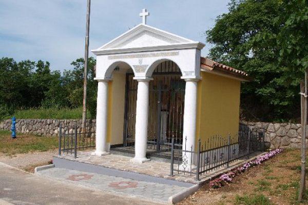 Kapelica Sv. Nikole u Jurčićima