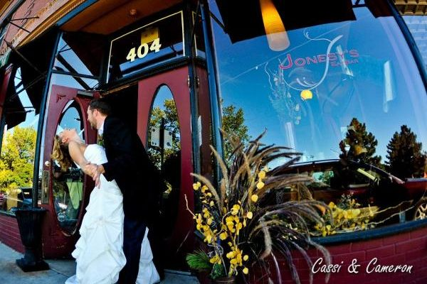 Cassie Cameron Wedding Album Proof