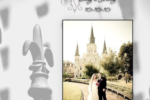 Stacy Jeremy Wedding Album