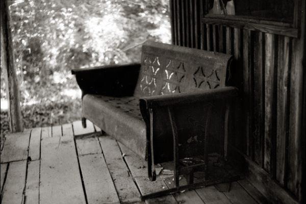 Empty Seats and Thoughtful Spots - Rhonda Prince