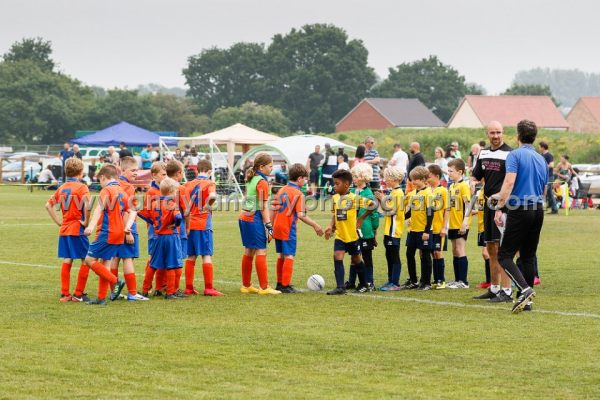 Aylsham 2018 Summer Tournament