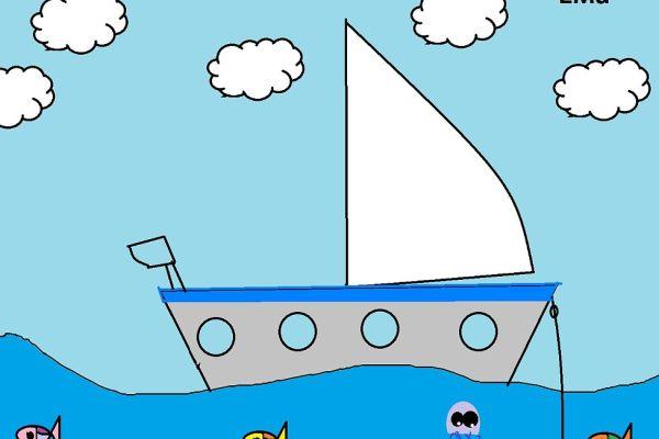 Море - ИТ 3. клас
