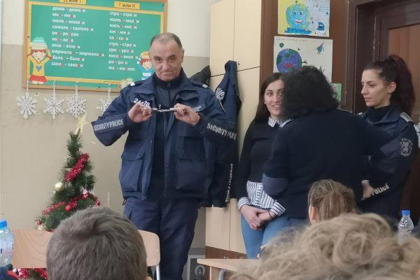 Професията на полицая