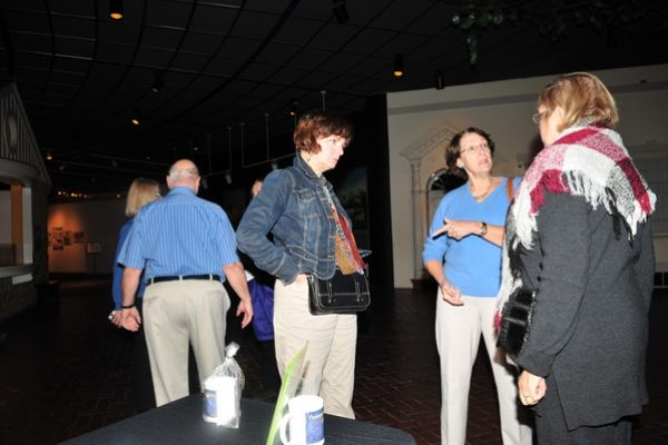 2014 Juried Show Gallery Walk and Member's Meeting