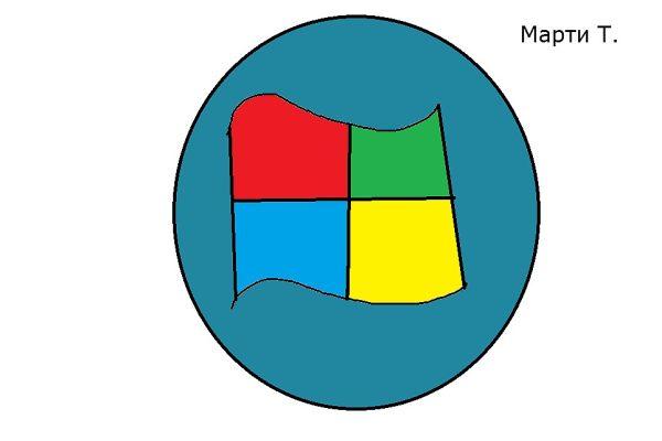 Операционна система - икона на Windows